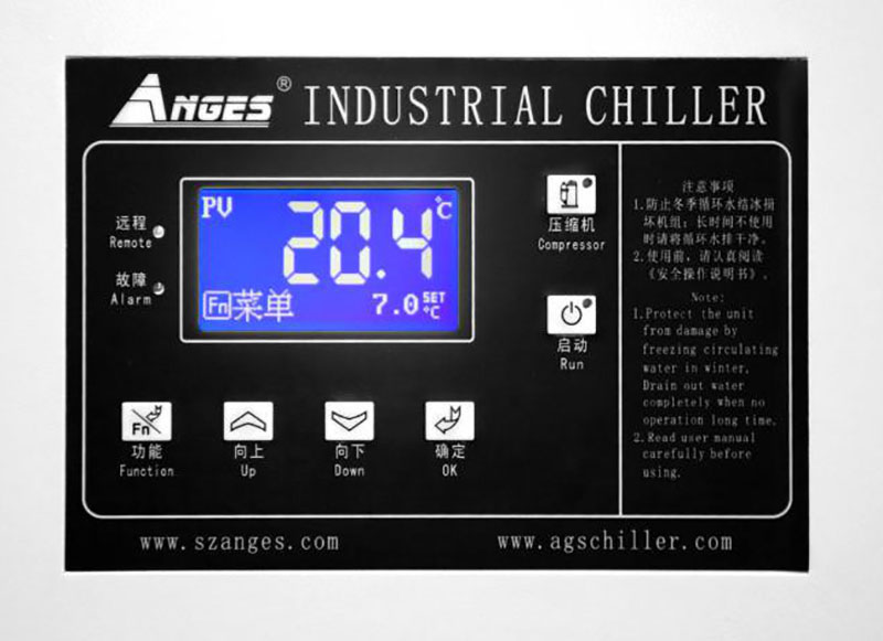 AC-H Heat-Cold Dual Use Chillers AC-3H