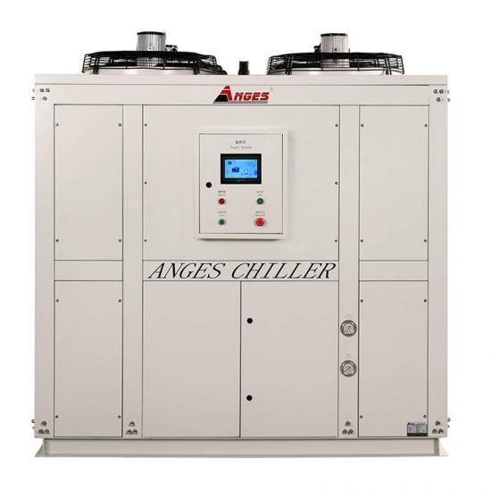 air cooled screw chiller system