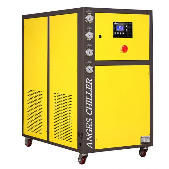 industrial water cooled scroll chiller service