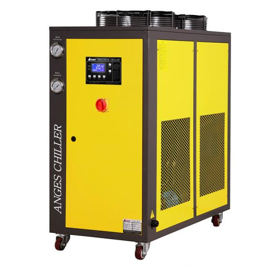 portable air cooled water glycol chiller